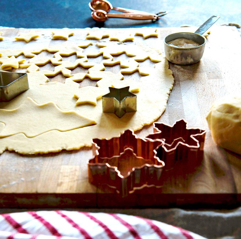 クッキー抜き型
